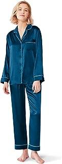 blue pajamas womens