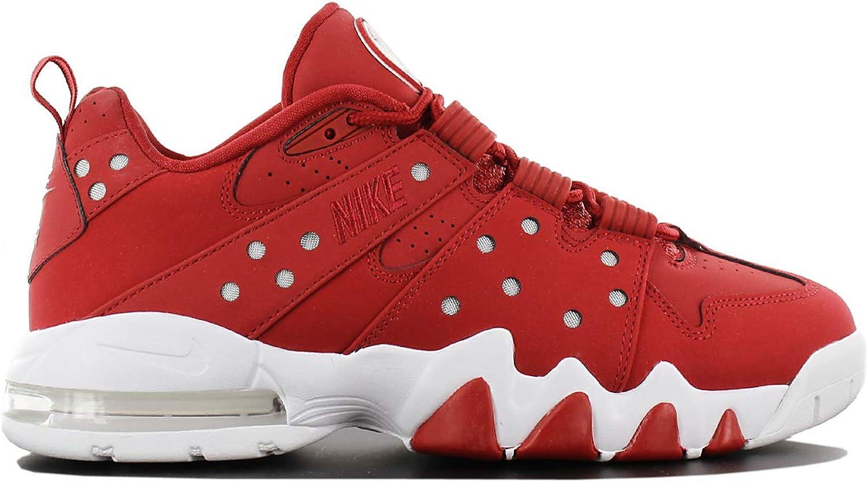 Nike Air Max 2 CB 94 94 94 Low Herren Leder Schuhe Rot Fashion Sneaker Leder Turnschuhe Sportschuhe B07456JDMH eb0c2f