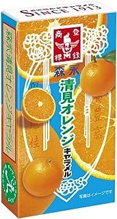 森永製菓 清見オレンジキャラメル 12粒 ×10個