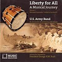 Liberty for All: A Musical Journey 2 by FRANCIS SCOTT KEY / JOHN STAFFO (2007-06-12)