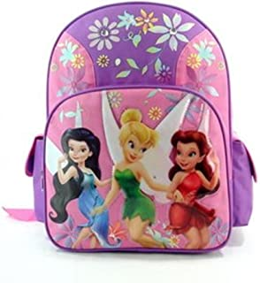 Fairies BackPack Full Size - Tinkerbell School Bag Large