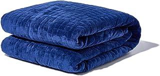 GRAVITY Blanket: Die Gewichtsdecke für einen Guten Schlaf in Blau, Größe 121 cm x 182 cm, 9 kg
