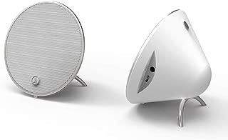 Hama Cones Mobile Bluetooth Speaker Set for Multi - White, CONES - WHT