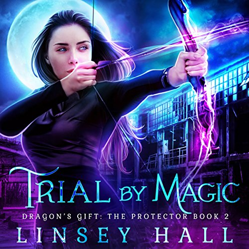 Trial by Magic audiobook cover art