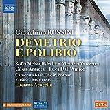 Gioachino Rossini: Demetrio E Polibio (Rossini in Wildbad) [2 CDs]
