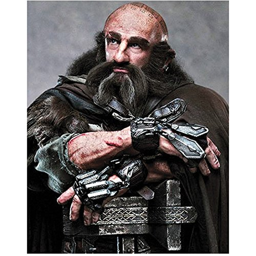 Graham McTavish as Dwalin with hammer 8 x 10 Inch Photo