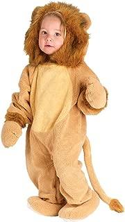 Toddler Lion Halloween Animal Costume (Size: 4T)