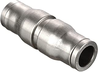 6 mm and 8 mm Tube to Tube Push-To-Connect Double Y Pack of 5 Parker 362PLPD-6M-8M-pk5 Composite Push-To-Connect Fitting Nylon Glass Reinforced 6.6