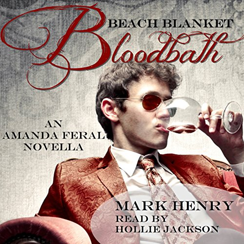 Beach Blanket Bloodbath audiobook cover art