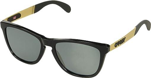 Polished Black/Gold w/ PRIZM Black