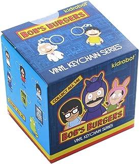 Bob's Burgers One Blind Box Vinyl Figure Keychain Series by Kidrobot
