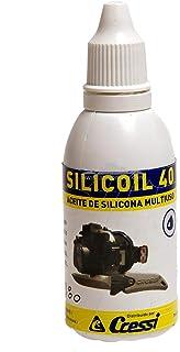 CRESSI - EHX 720005/391 : Aceite de silicona multiuso 40ml