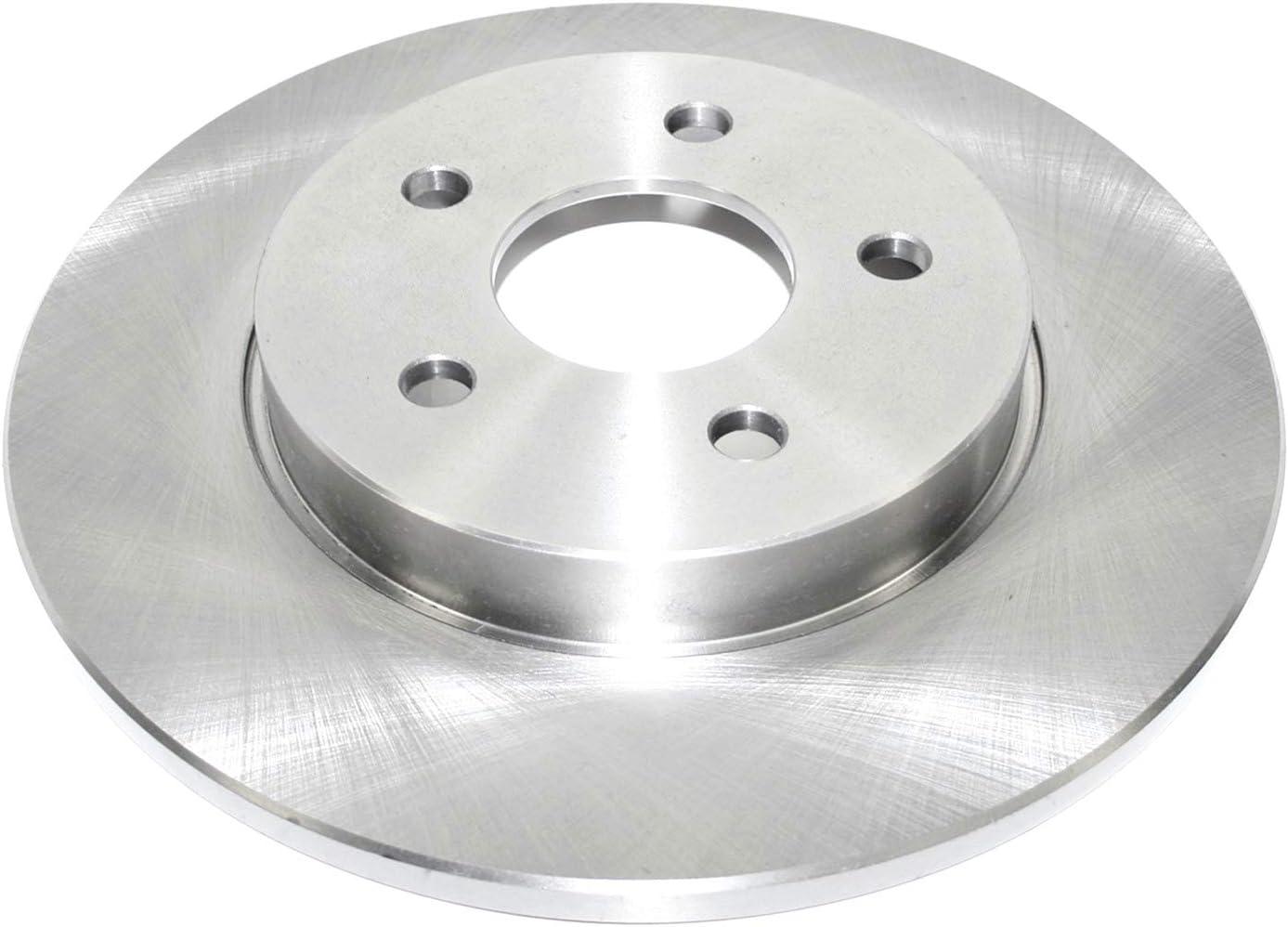 DuraGo Super intense Industry No. 1 SALE BR34252 Rear Solid Rotor Brake Disc