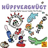 Hüpfvergnügt (Sonnige Gute-Laune-Lieder für Kinder)