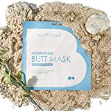 Buttitude – Hydrating + Rejuvenating Butt Hydrogel Sheet Mask For Your Booty With Lava Seawater from Jeju Island - Ultimate Butt Care