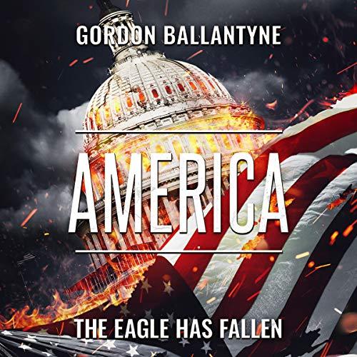 『America: The Eagle Has Fallen』のカバーアート