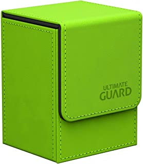 Ultimate Guard Leather Deck Box – Green