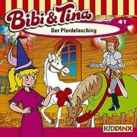 Der Pferdefasching (Bibi und Tina 41) Hörbuch