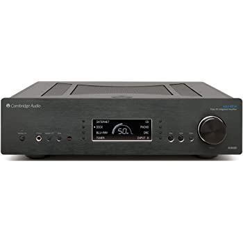 Cambridge Audio Azur 851A Integrated Class XD Amplifier - Black