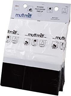 Mutt Mitt 2-ply Dog Waste/Poop Pick Up Bag on Hanger Cards, 800-count