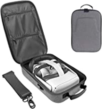 MASiKEN Carrying Case for Oculus Quest 2 and Oculus Quest All-in-one VR Gaming Headset and Controllers Accessories Travel ...