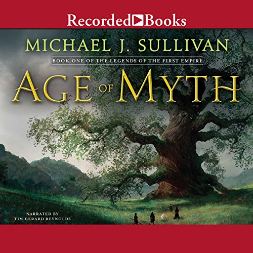 Couverture de Age of Myth