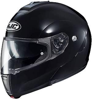 HJC CL-Max 3 Men's Snowmobile Helmet - Black/X-Large