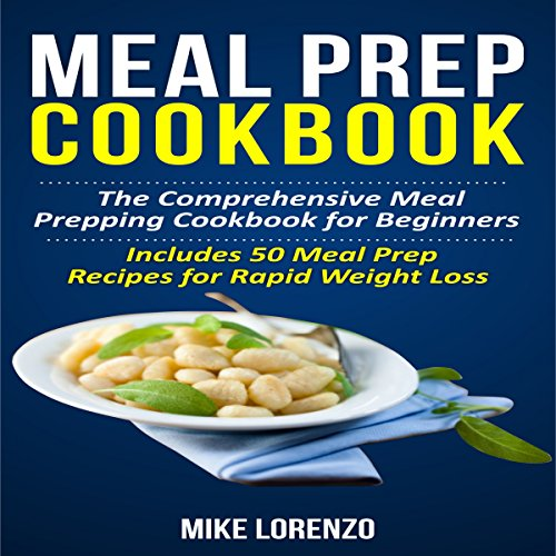 Meal Prep Cookbook Titelbild
