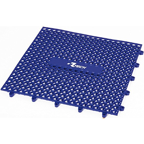 Parquet PLASTICO RTECH Azul (9 PZS./1M x 1M)