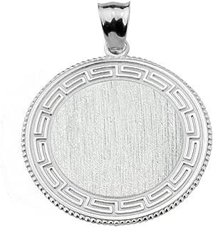 Best greek key pendant Reviews
