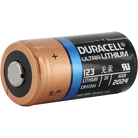 12 Stück Batterien Duracell Cr123 Bulk Oem Lithium 3 V Elektronik