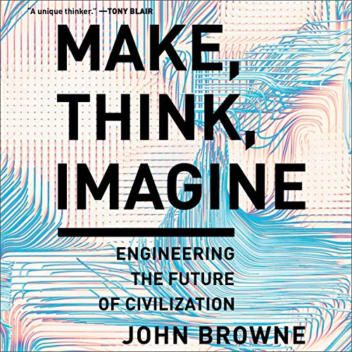 Make, Think, Imagine  By  cover art
