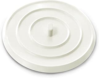 Silicone Rubber Bathtub Drain Stopper for All Sinks, Drains, and Floor Drains - Designed to Prevent Water from Going Down All drains.