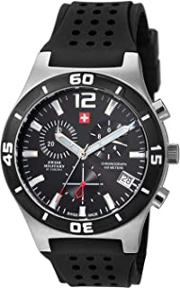 Swiss Military - 20072ST-1RUB - Reloj de pulsera hombre