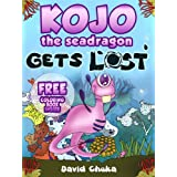 Kojo the Sea Dragon Gets Lost - Fully illustrated eBook (Bedtime Stories Children's Books for Early & Beginner Readers) (English Edition)
