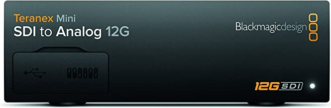 Best blackmagic design mini converter analog to sdi convmaas2 Reviews