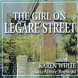 The Girl on Legare Street audiobook cover art