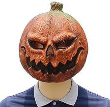 DUBAOBAO Grappige Halloween pompoen hoofd masker h...
