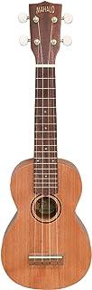 Mahalo U320S-G - Ukelele soprano (madera de caoba)