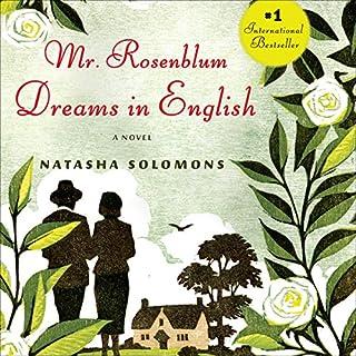 Mr. Rosenblum Dreams in English audiobook cover art