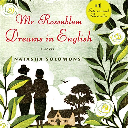 Mr. Rosenblum Dreams in English audiobook cover art
