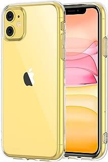 mobile store Slim Flex iPhone 11 Kılıf Esnek Silikon İnce Kapak (Şeffaf)