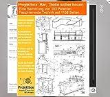 Bar, Theke selber bauen: Deine Projektbox inkl. 103 Original-Patenten bringt Dich mit Spaß ans Ziel!