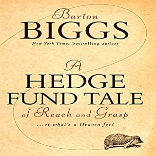 A Hedge Fund Tale of Reach and Grasp audiobook cover art