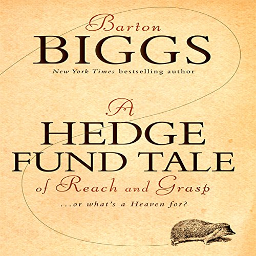 A Hedge Fund Tale of Reach and Grasp cover art