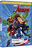 Pack Marvel Los Vengadores - Volumenes 1-4 [DVD]