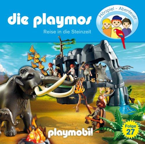 Die Playmos - Folge 27: Reise in die Steinzeit.