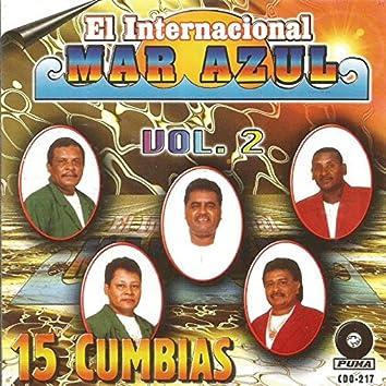 15 Cumbias  Vol. 2