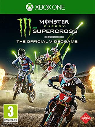 The Official Monster Energy Supercross - Xbox One - Confronta prezzi