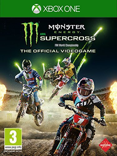 The Official Monster Energy Supercross - Xbox One